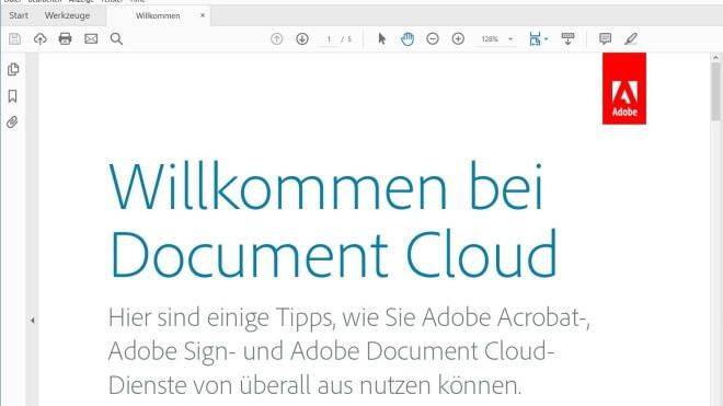 Adobe, Pdf, Acrobat, Acrobat Reader DC