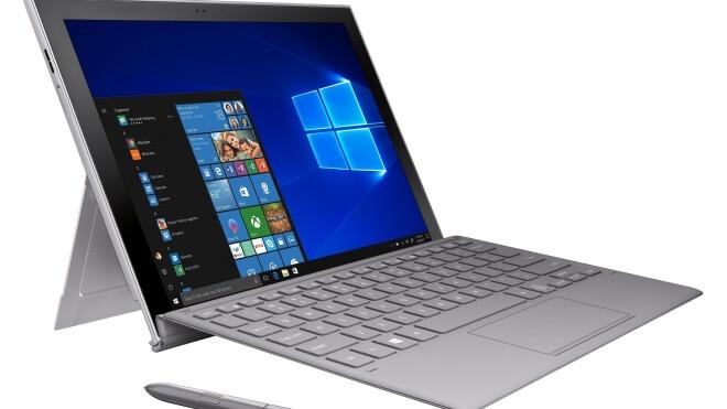 Tablet, Samsung Galaxy Book 2, Snapdragon 850, Samsung Galaxy Book2, 2-in-1Tablet