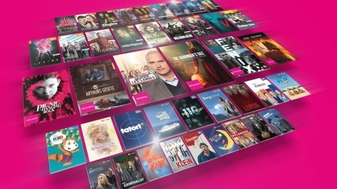 Tv, Telekom, Magenta, Magenta TV, Entertain TV