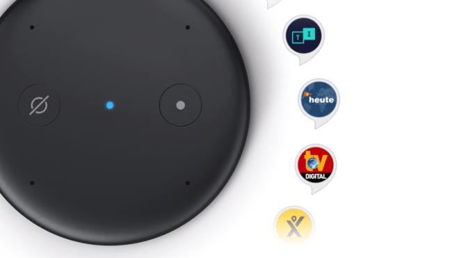 Amazon, Alexa, Amazon Echo, Input, Amazon Input