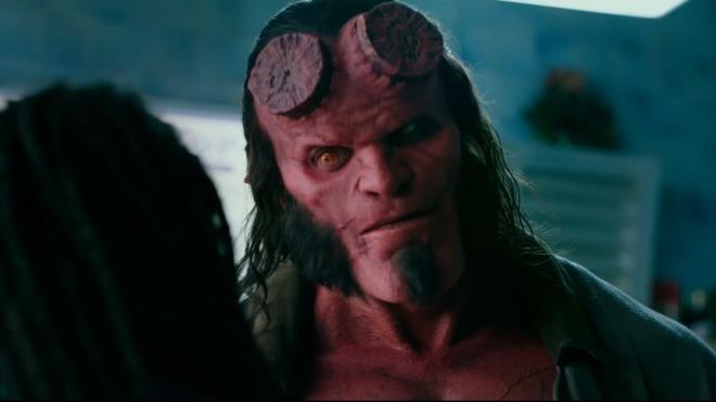 Trailer, Kino, Kinofilm, Comic, lionsgate, Hellboy