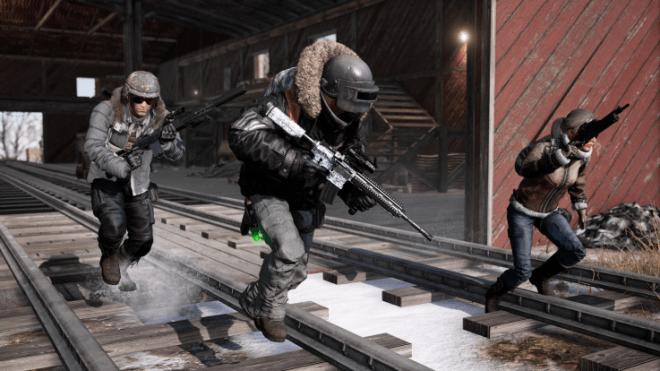 Shooter, PlayerUnknown's Battlegrounds, PUBG