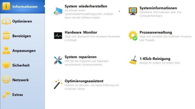 Windows 10, Tuning, Optimierung, systemoptimierung, Windows 10 Manager