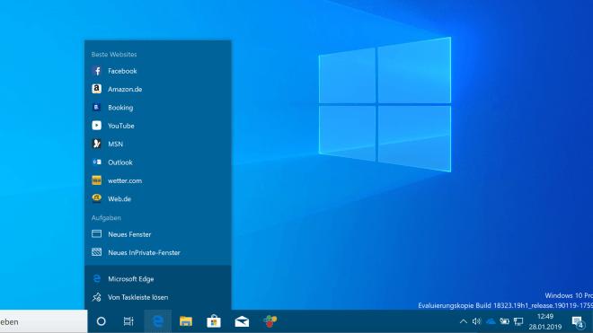 Microsoft, Windows 10, 19H1, Windows 10 19H1, 1903, Windows 10 April 2019 Update