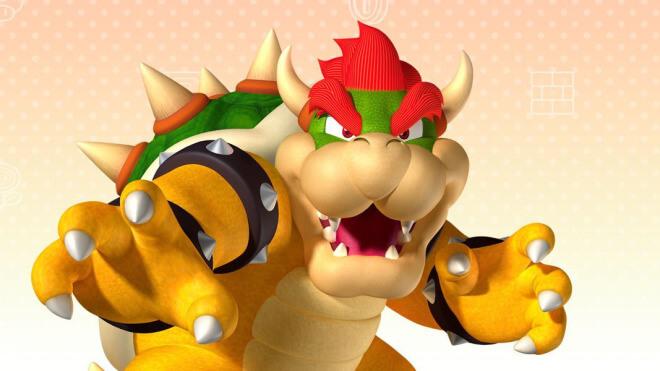 Nintendo, Switch, Videospiel, Super Mario, Charakter, Bowser, Spielfigur