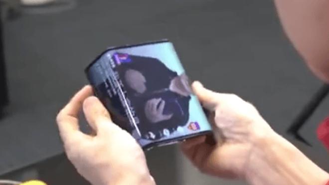 Faltbares Smartphone, Faltbares Display, Xiaomi Mi Flex, Xiaomi Mi Fold