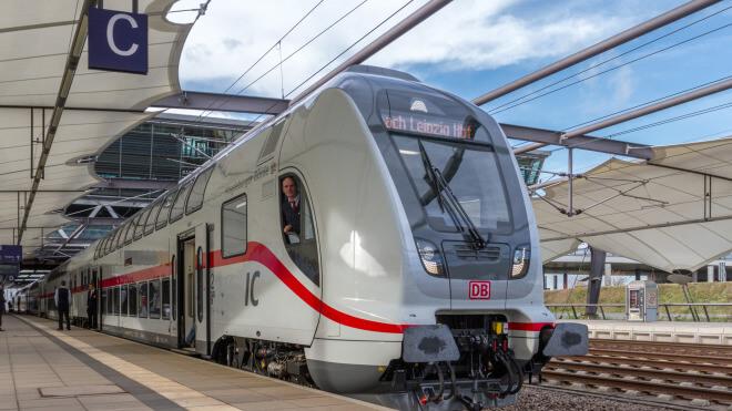 Wlan, Deutsche Bahn, Bahn, Db, IC