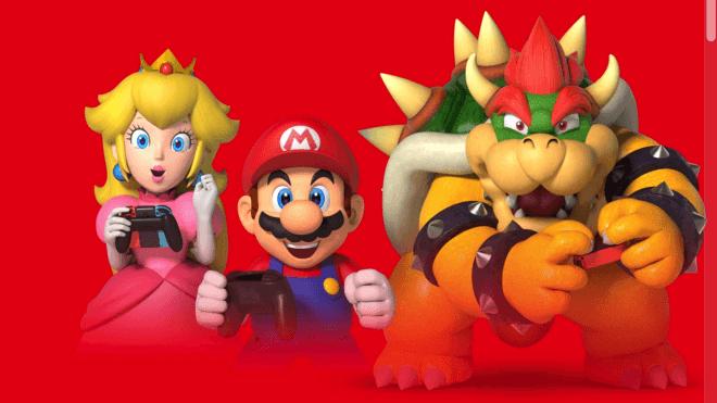 Nintendo, Switch, Twitch, Switch Online