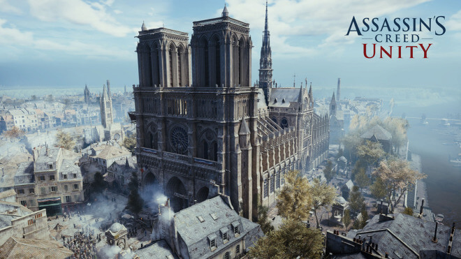 Ubisoft, Assassin's Creed, Assassins Creed, Assassin's Creed Unity, Notre Dame, Kathedrale