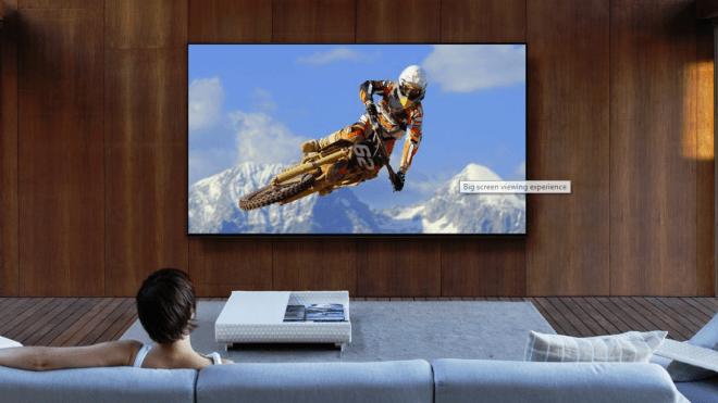 Sony, Tv, Fernsehen, Fernseher, TV-Gerät, 8K, 8K TV