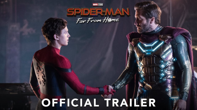 Trailer, Kino, Kinofilm, Marvel, Sony Pictures, Spider-Man, Sony Pictures Entertainment, Marvel's Spider-Man, Spider-Man: Far From Home