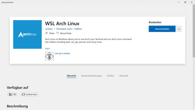 linux betriebssystem herunterladen