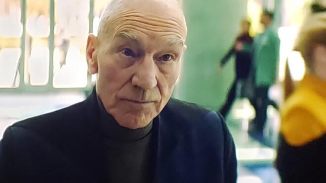 Star Trek Erstes Bild Von Patrick Stewart Als Picard Nach 17 Jahren