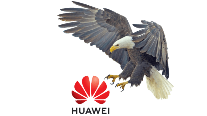 Android, Huawei, trump, Adler