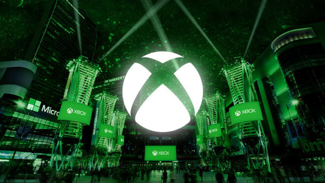 Microsoft, Xbox, Xbox One, E3, Messe, E3 2019, Spielemesse, Xbox Two, Xbox Scarlett, Events