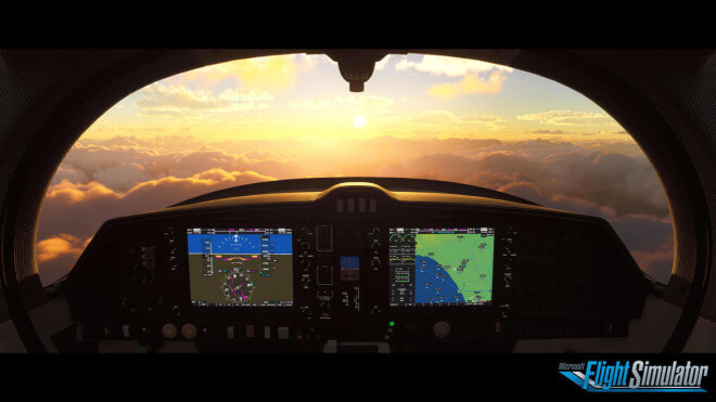 Microsoft, flugsimulation, Flight Simulator, Microsoft Flight Simulator