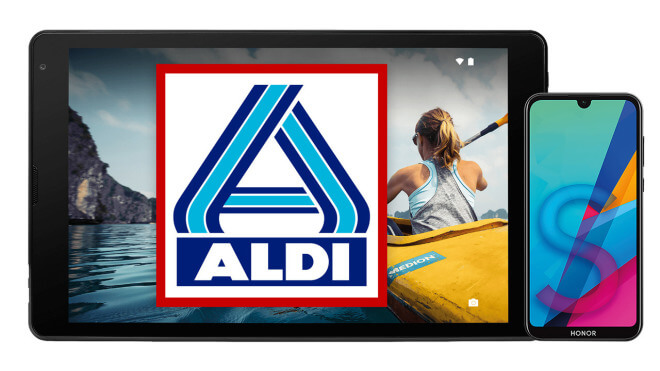 Android, Tablet, Schnäppchen, Medion, Aldi, Angebote, sale, Rabattaktion, Deals, Supermarkt, Discounter, prospekt, ALDI Nord, Honor 8S, Medion Lifetab E10414