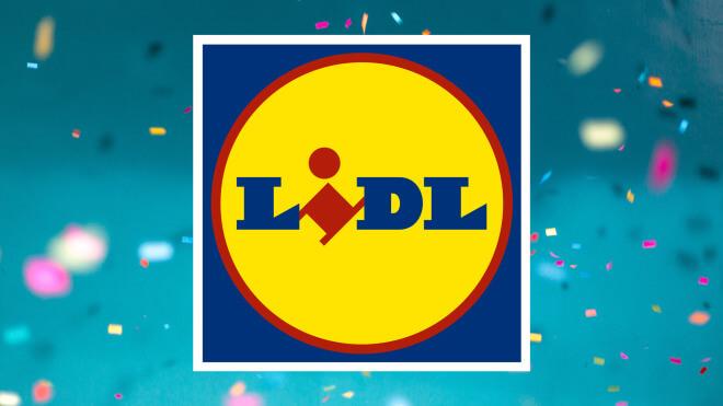 Logo, Schnäppchen, Sonderangebote, Angebote, Rabattaktion, Discounter, Lidl