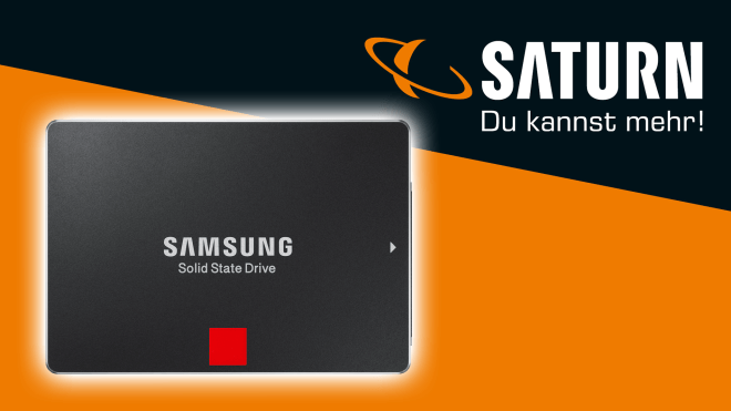 Samsung, Ssd, Saturn, Solid State Drive