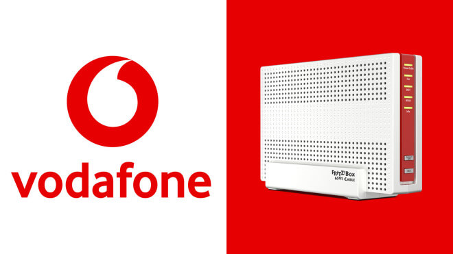 Fritzbox 6591 Vodafone