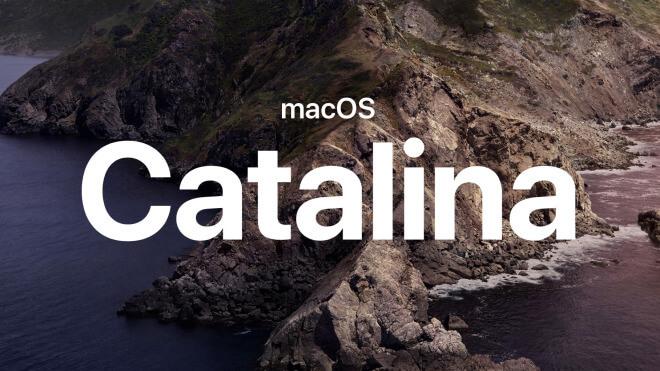 Betriebssystem, Apple, Update, Logo, Aktualisierung, Macos, macOS Catalina, MacOS 10.15