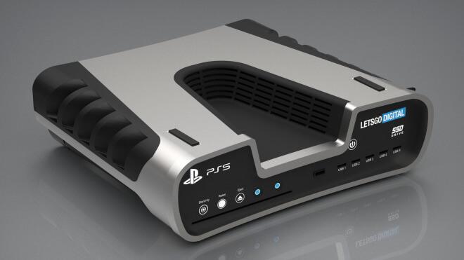 Gaming, Spiele, Konsole, Sony, Design, Games, Konsolen, Spielekonsolen, PlayStation 5, ps5, Devkit, Dev-Kit