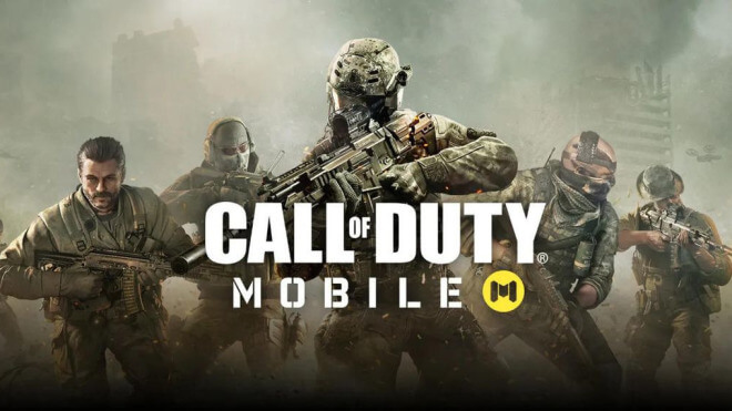 Shooter, Call of Duty, Activision, Mobile Gaming, Call of Duty Mobile