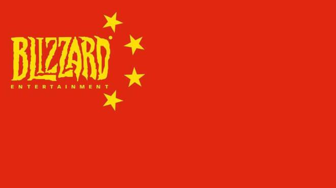 China, Blizzard, Boykott