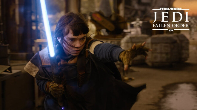 Trailer, Electronic Arts, Ea, actionspiel, Star Wars, X019, Fallen Order, Star Wars Jedi: Fallen Order, Star Wars Jedi