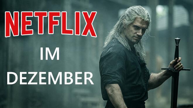 Neu auf Netflix im Dezember: Alle Serien und Filme im Überblick