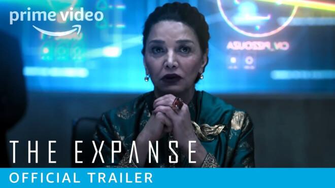 Trailer, Amazon, Streaming, Serie, Amazon Prime, Teaser, Amazon Prime Video, Prime Video, Sci-Fi, The Expanse, Staffel 4, Season 4