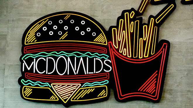 Mcdonalds, Burger, Fast Food, Pommes, Hamburger, Cheeseburger, McDonald's, Schnellrestaurant