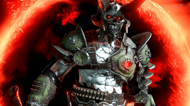 Shooter, Doom, Doom Eternal