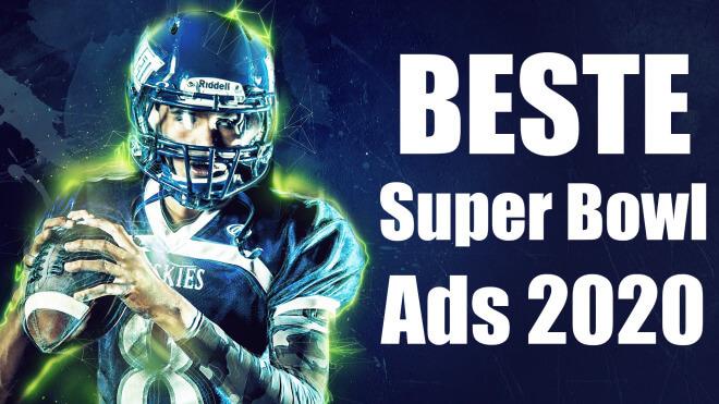 Tv, Werbung, Werbespot, Super Bowl, NFL, Super Bowl 2020, Football, Ads, Werbespots, Superbowl, American Football