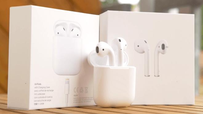 Apple, Test, Audio, Bluetooth, AirPods, Timm Mohn, Ohrhörer