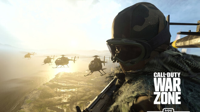 Trailer, Ego-Shooter, Online-Spiele, Call of Duty, Free-to-Play, Activision, Online-Shooter, Modern Warfare, Infinity Ward, Battle Royale, Call of Duty: Modern Warfare, Warzone, Call of Duty: Warzone