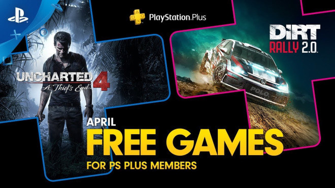 Trailer, Gaming, Spiele, Konsole, Sony, PlayStation 4, Games, PS4, Spielekonsole, Abo, Abonnement, PlayStation Plus, Uncharted 4 A Thief's End, Dirt Rally 2.0