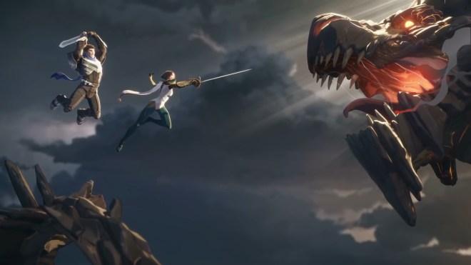 Trailer, League of Legends, Kartenspiel, Sammelkarten, Riot, Legends of Runeterra