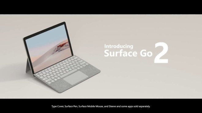 Microsoft, Tablet, Surface, Microsoft Surface, 2-in-1, Surface Go, 2-in-1-Tablet, Microsoft Surface Go 2, Surface Go 2
