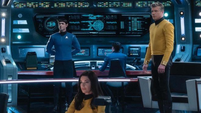 Cbs, Star Trek: Discovery, Spock, Strange New Worlds, Star Trek: Strange New Worlds, Pike