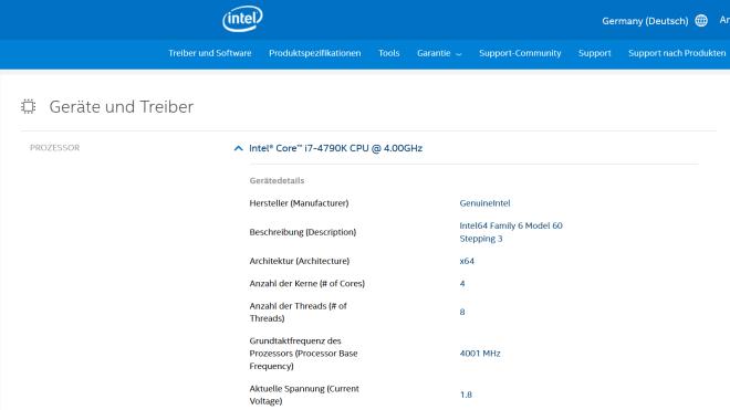 Intel, Treiber, Intel-Treiber &-Support-Assistent