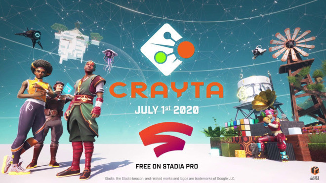 Google, Gaming, Spiele, Streaming, Games, Beta, Google Stadia, Features, Funktionen, Crayta, State Share