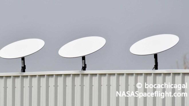 Kommunikation, Weltraum, Satellit, Spacex, Starlink, Empfänger