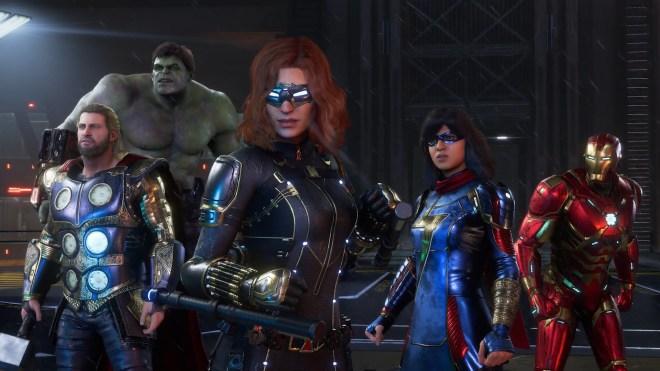 Trailer, Gameplay, actionspiel, Square Enix, Marvel, Avengers, Marvel's Avengers, Crystal Dynamics