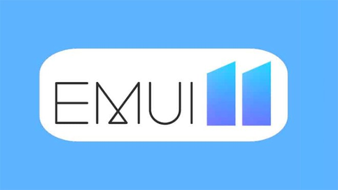 Huawei, Logo, Konzept, Android 11, EMUI 11