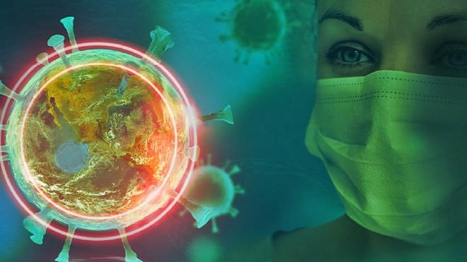 Virus, Coronavirus, Corona, Covid-19, Coronakrise, Forscher, BioWare, SARS-CoV-2, Pandemie, Corona-Virus, Covid-2019, Biologie, Covid, Covid-19-Tracker, Biohacking, Covid19, Krank, Zelle, Grippe, Erkrankung, Viruszelle, Pandemic, SARS