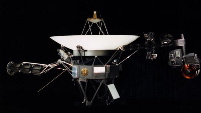 Weltraum, Nasa, Sonde, Voyager 1