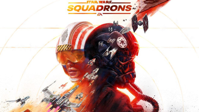 Electronic Arts, Ea, Star Wars: Squadrons, Squadrons