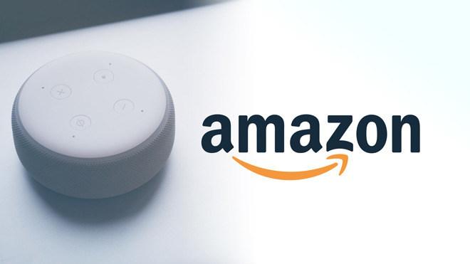 Amazon, Sprachassistent, Spracherkennung, Lautsprecher, Alexa, Amazon Echo, Echo, Echo Dot, Amazon Echo Dot, Amazon Logo