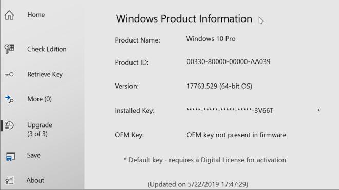 Windows, lizenzschlüssel, ShowKeyPlus